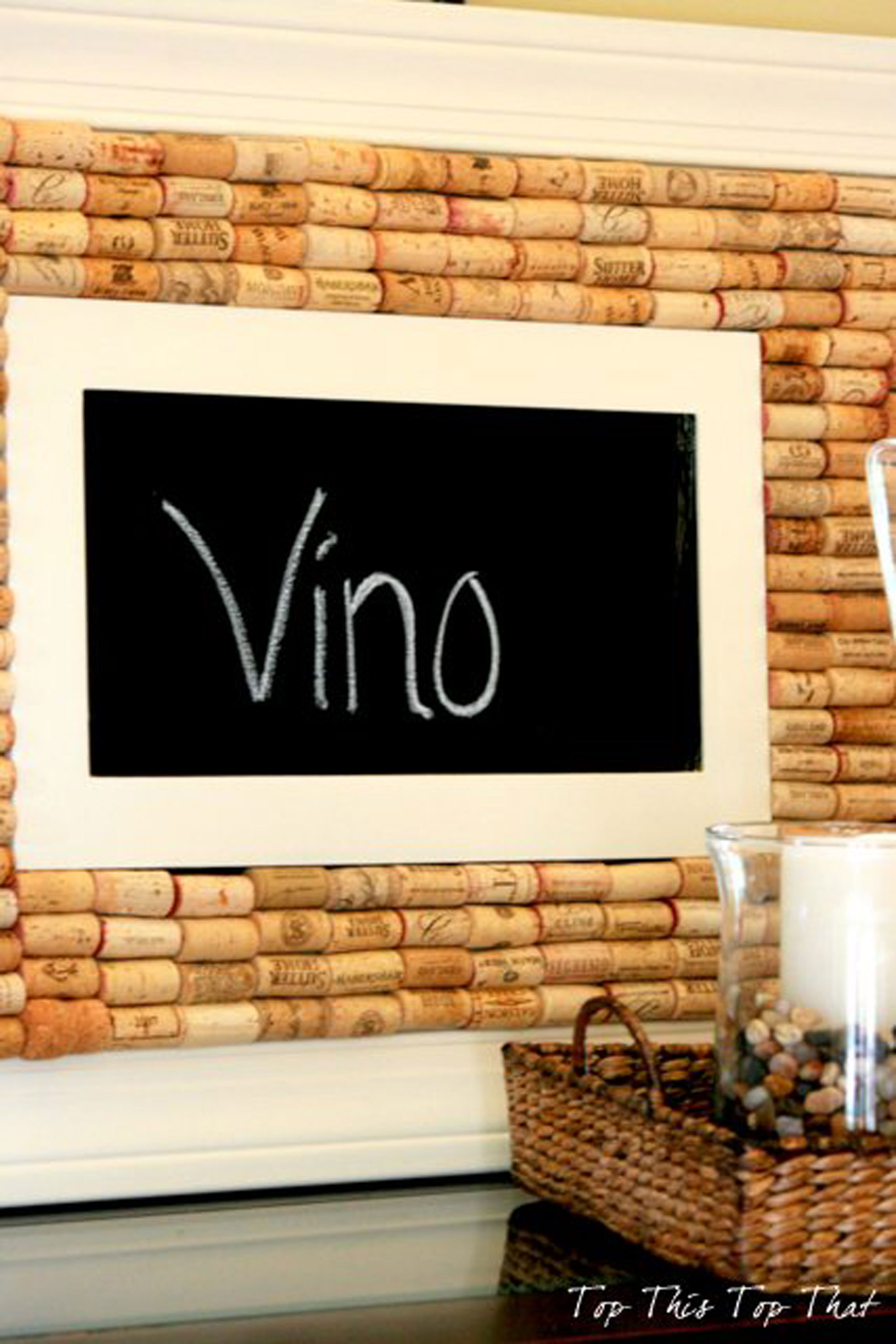 Wine Cork Crafts DIY Projects for Leftover Wine Corks