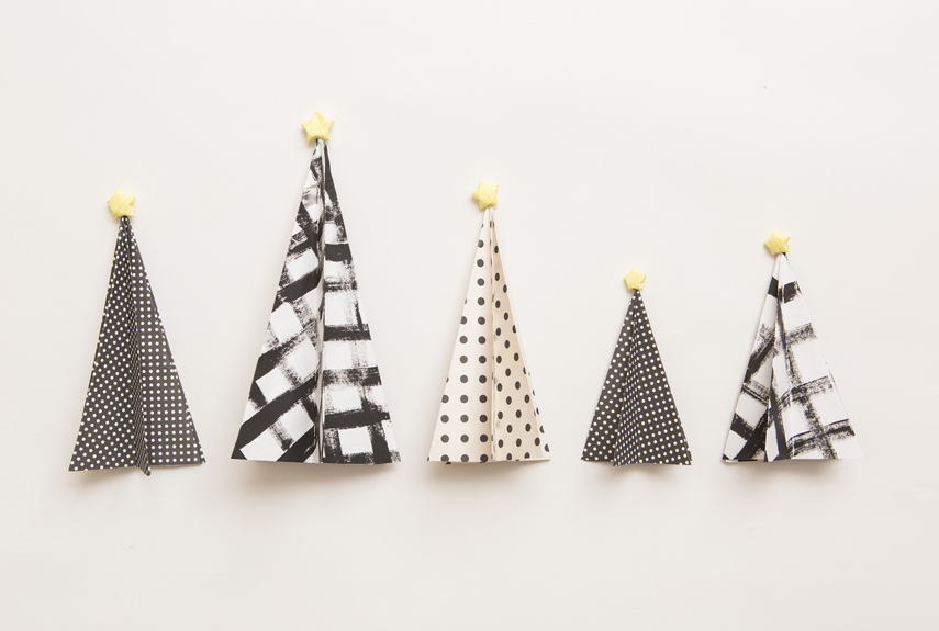 Done! Display Your Graphic Christmas Trees ...