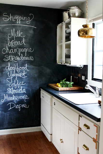 Black Walls black walls - home paint ideas