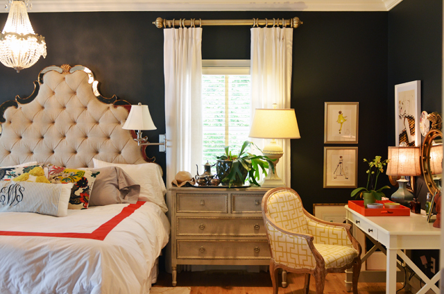Black Wall Paint black walls - home paint ideas