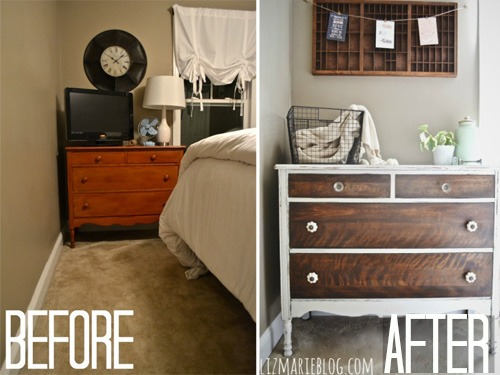 Repurpose Old Furniture - DIY Furniture Makeovers