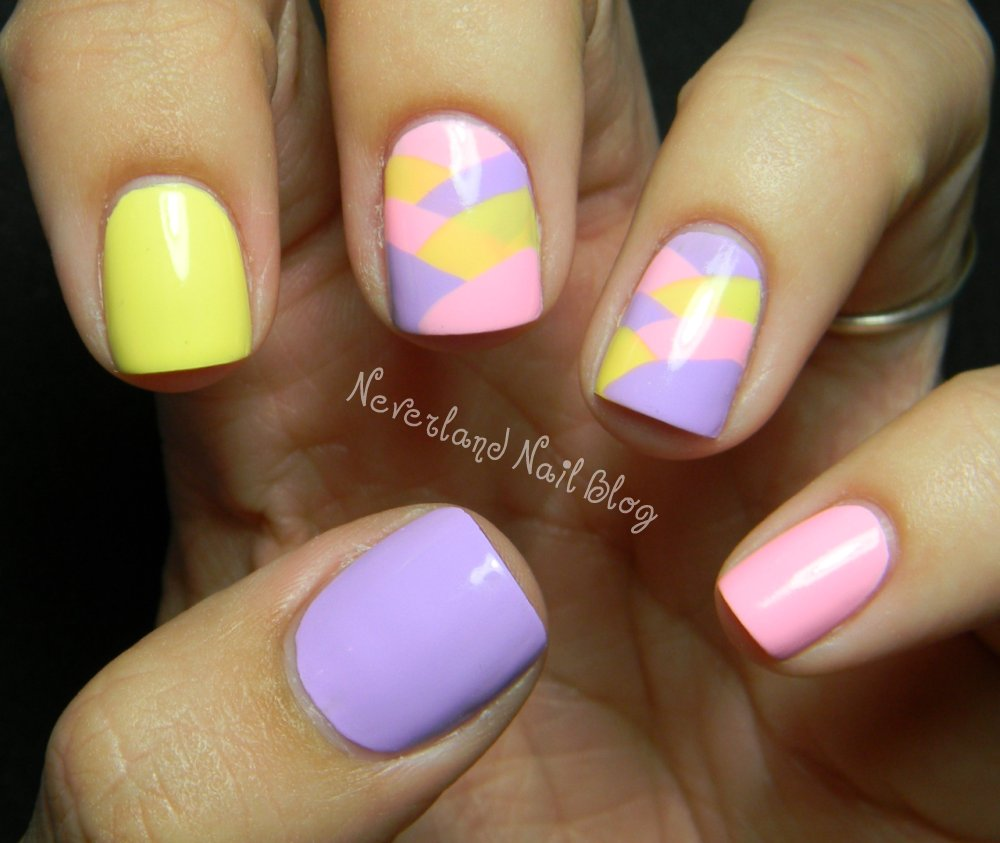 - 24 Cute Easter Nail Designs - Easy Easter Nail Art Ideas