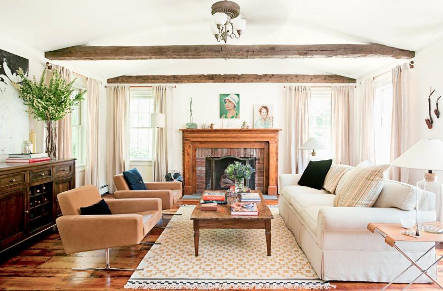 a modern farmhouse   designer house tour