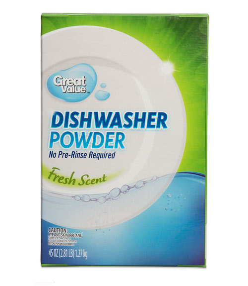 Best Dishwashing Detergents Automatic Dishwasher