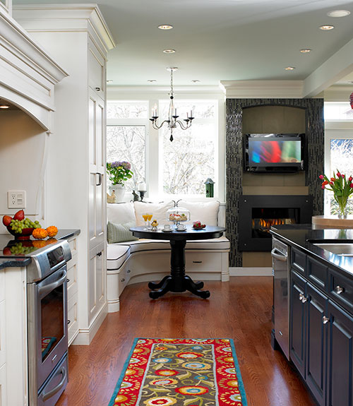 Decorating Ideas For Kitchens kitchen design ideas - makeover your kitchen space