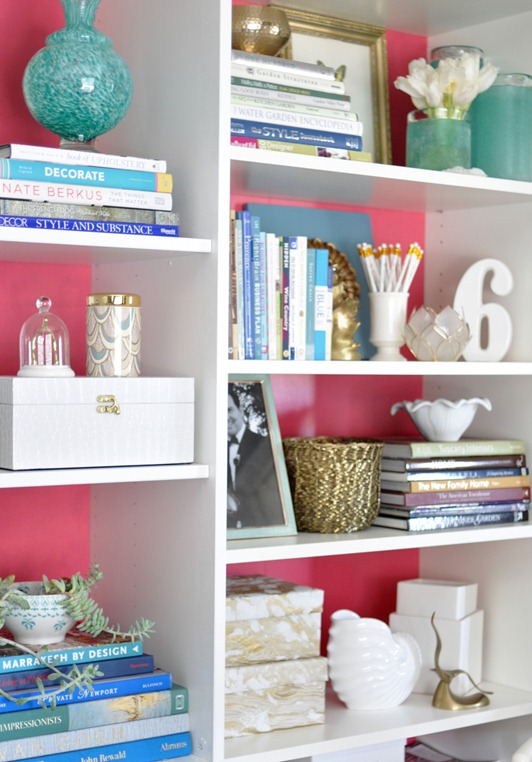09 photos - Styling Bookcases