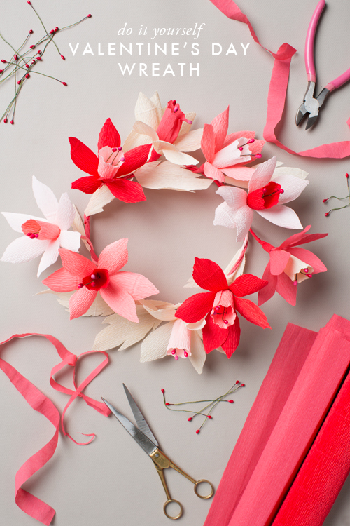 30 diy valentines day wreaths homemade door decorations for valentines day
