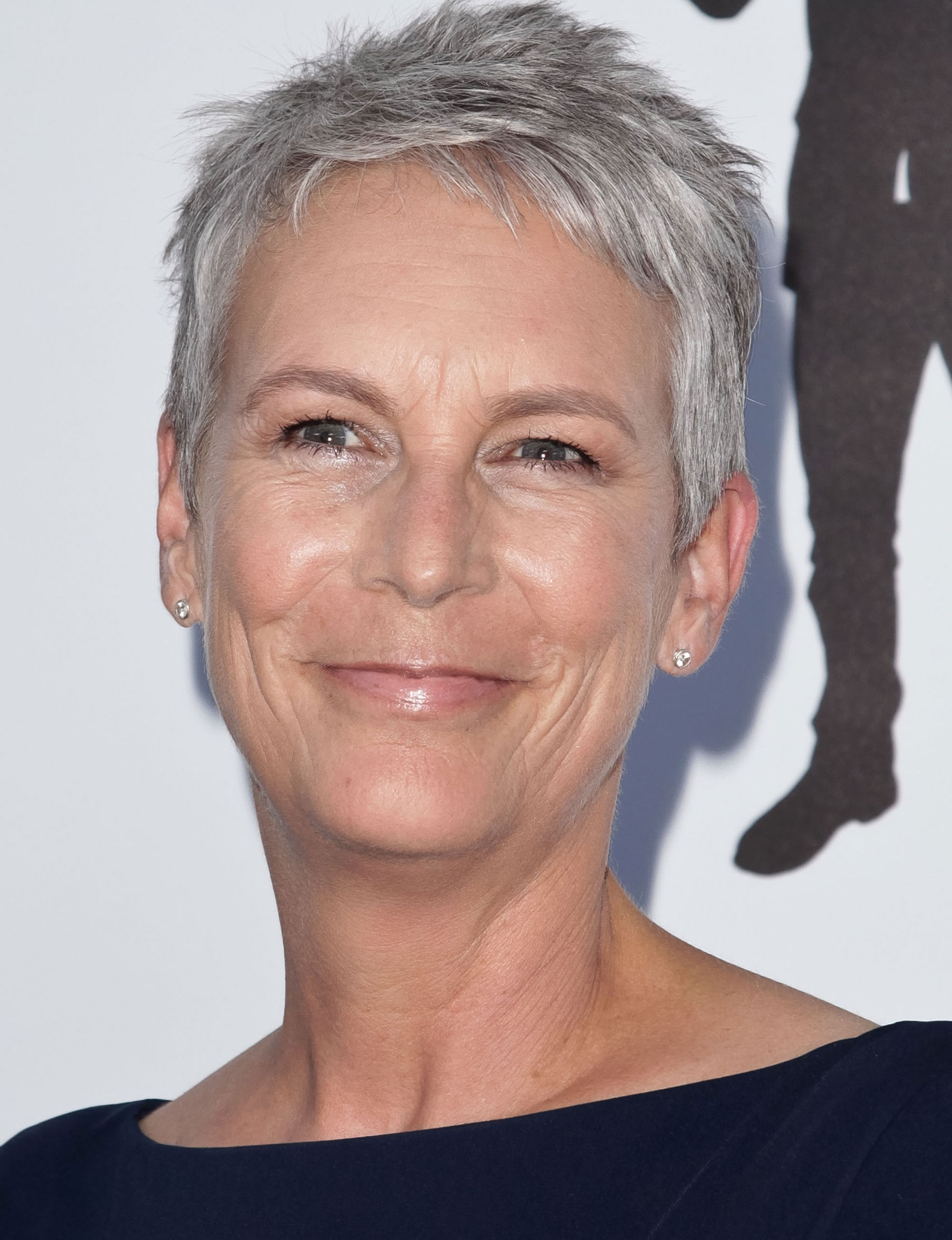 Famous women with gray hair