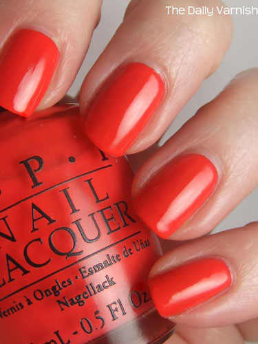 Red manicure ideas nail art inspiration with red red red red prinsesfo Gallery