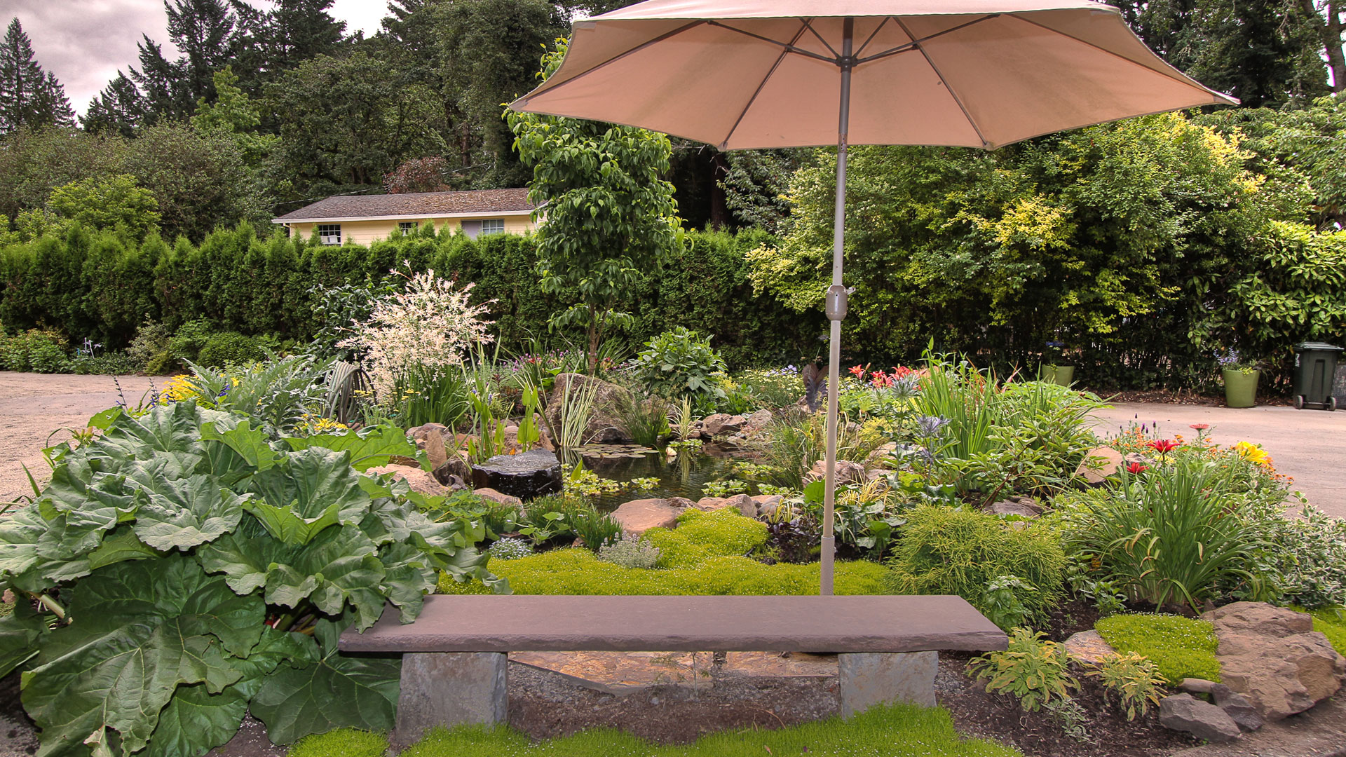 Backyard Oasis Beautiful Backyard Ideas - Beautiful backyard ideas