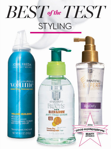 Best Styling Products For Fine Hair 2014 Good Housekeeping Hair Awards  The Best Shampoo Conditioners .