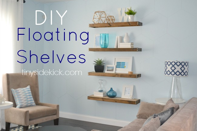 Floting Shelves ideas for floating shelves - floating shelf styles