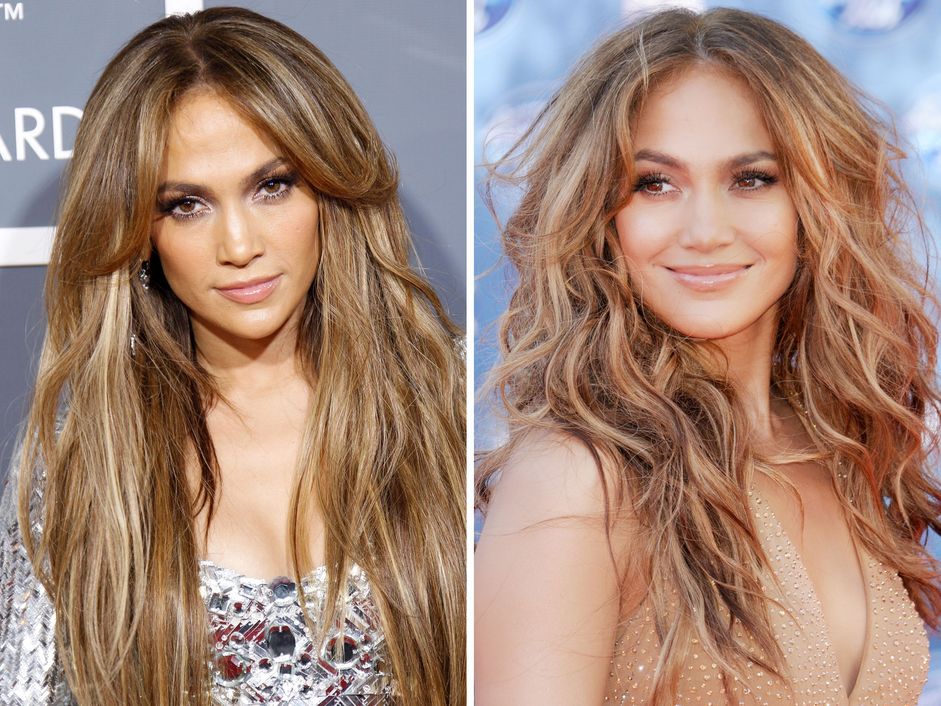 Celebrities With Straight And Wavy Hair Wavy And Straight Hair - Wavy hair