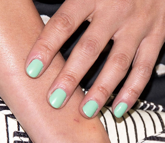 What Nail Color Is In: What Your Nail Polish Color Says About You