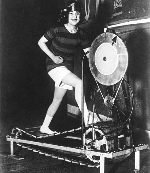 Vintage Exercise Machines Fitness Gear From The Past