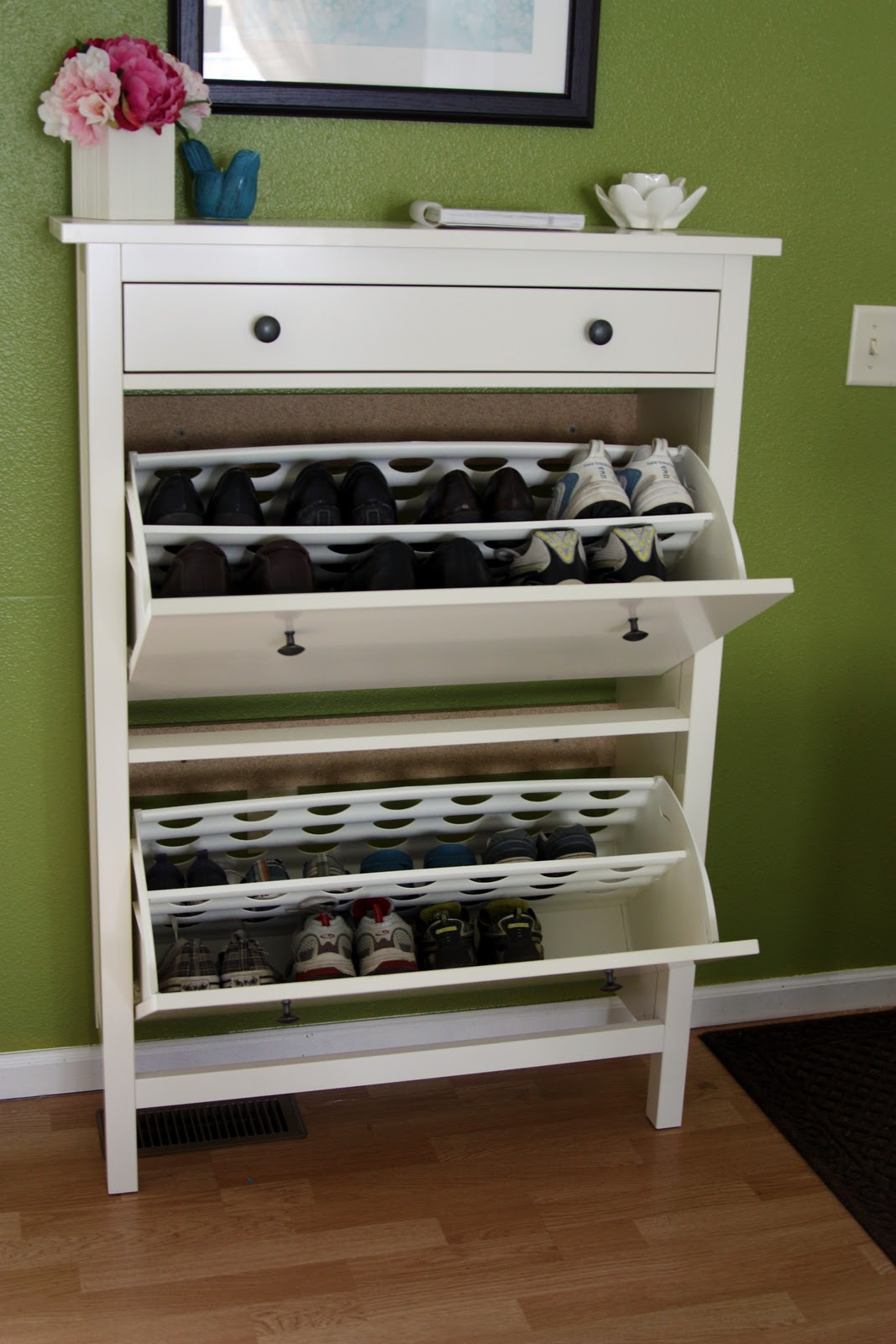 Shoe Organizing Ideas DIY Shoe Storage