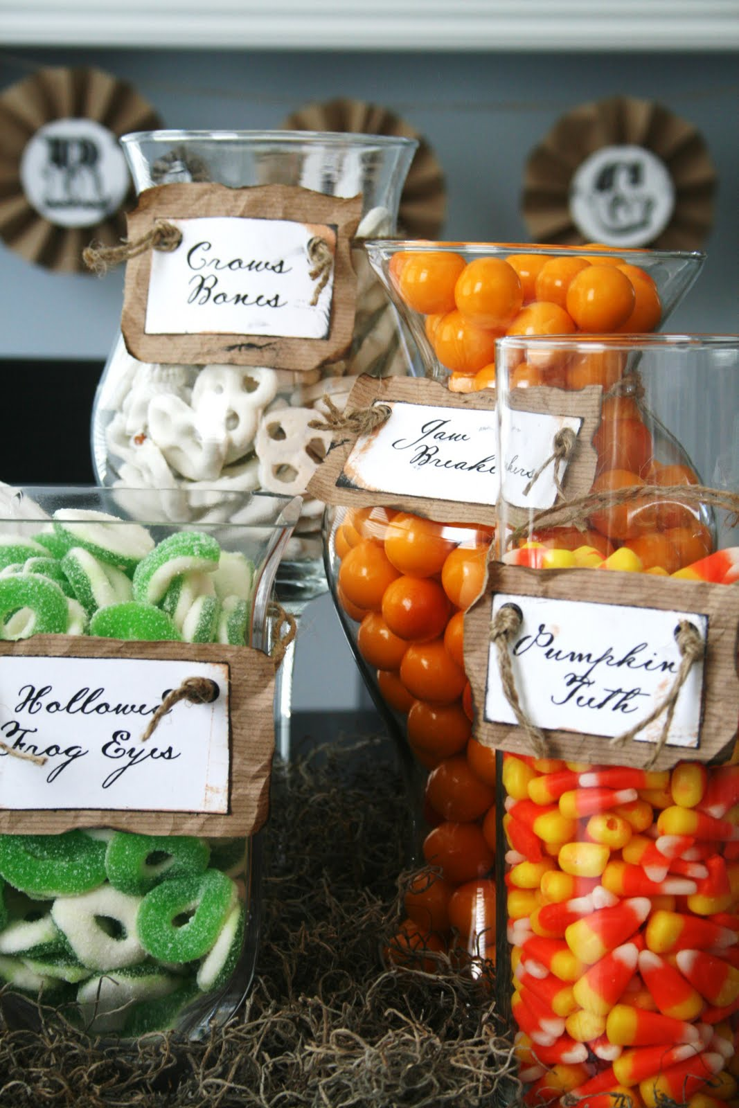 91+ food ideas for halloween baby shower - fall baby shower