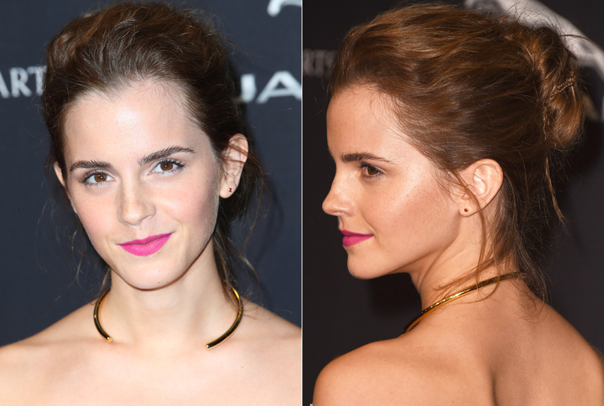 Terrific Bun Hairstyles Amp Ideas For 2015 Celebrities Wearing A Bun Hairstyles For Men Maxibearus