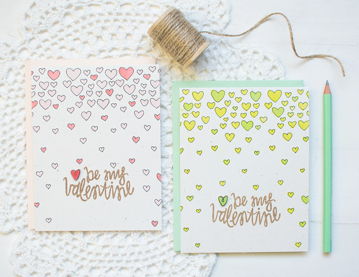 14 DIY Valentines Day Cards Homemade Ideas for Valentines Day Cards – How to Make Handmade Valentine Cards