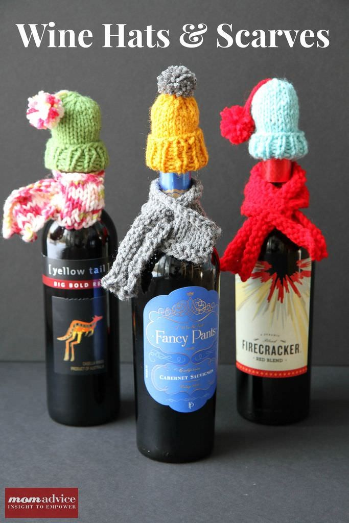 Superb Wine Gift Wrapping Ideas Part - 14: 09 Photos
