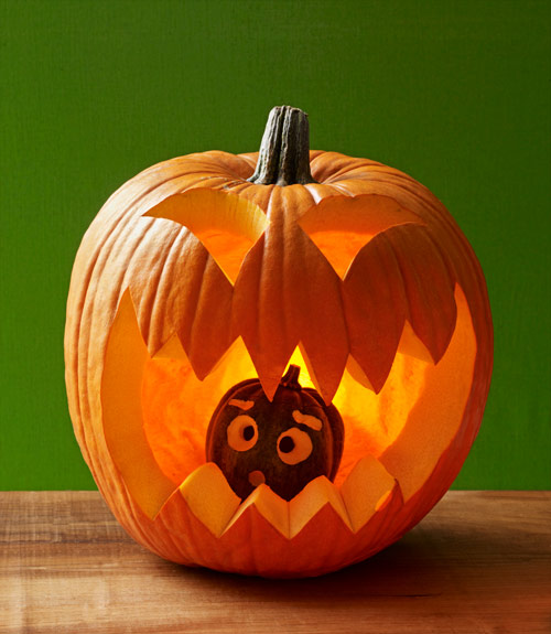 31 Easy Pumpkin Carving Ideas for Halloween 2017 Cool Pumpkin
