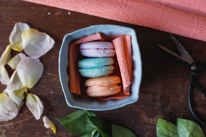 Molded Macarons