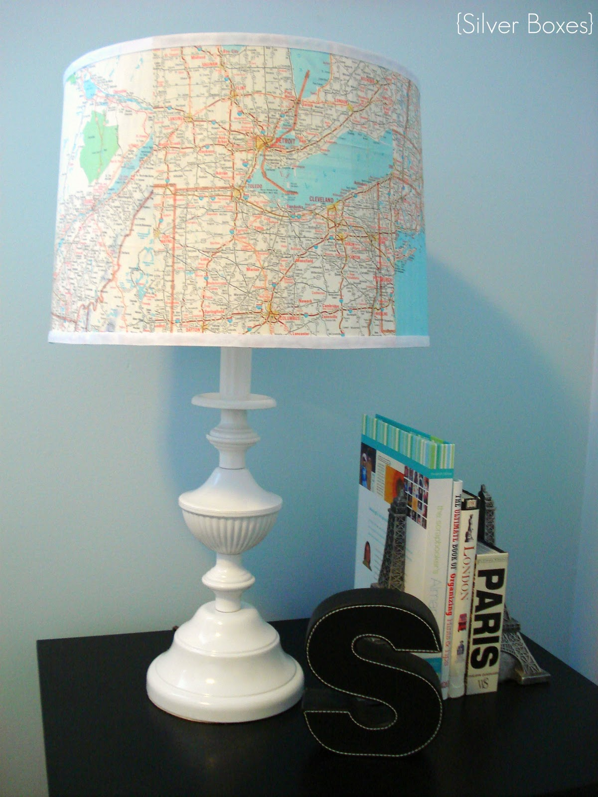Diy lamp shade makeovers home craft ideas aloadofball Choice Image