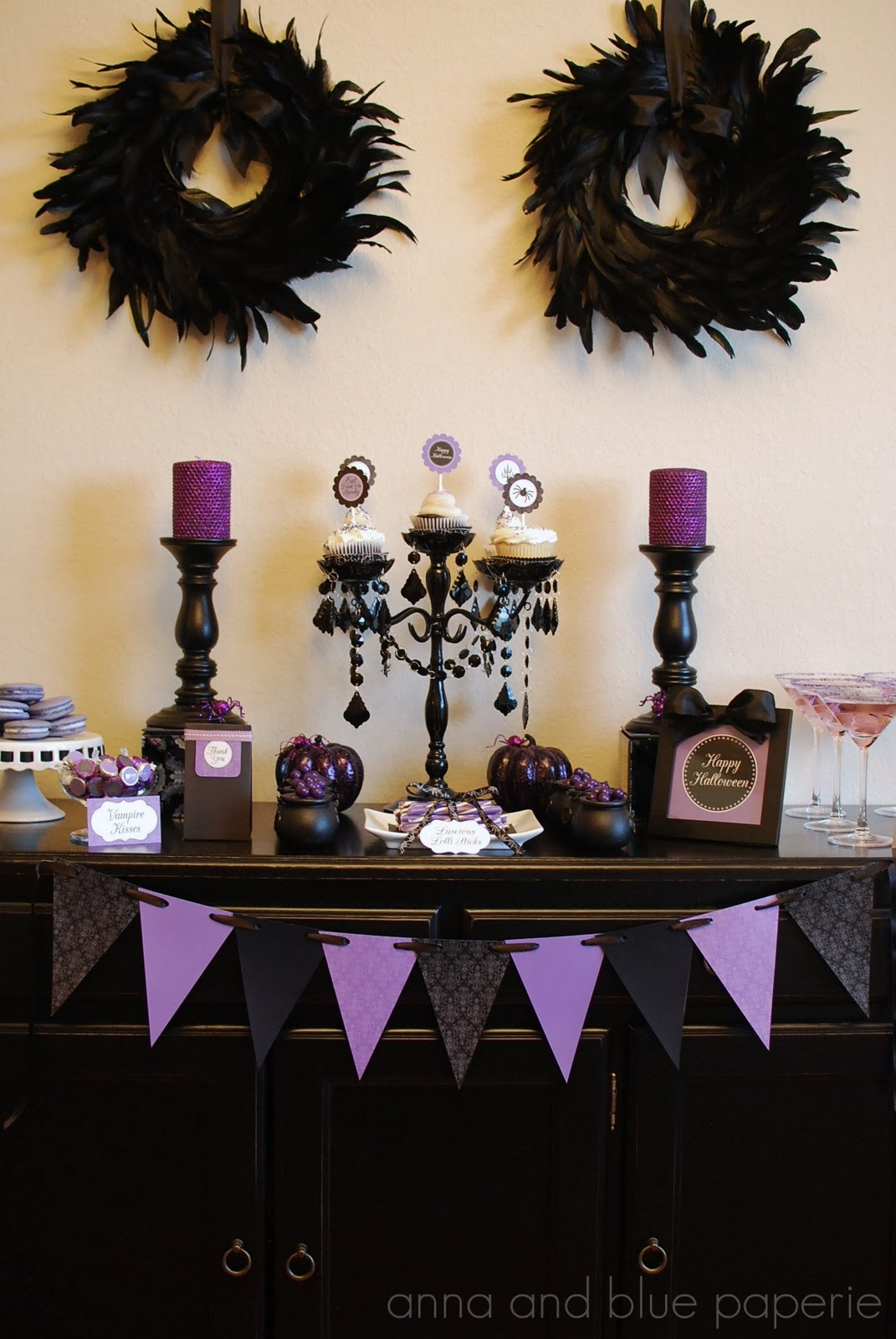 60 easy halloween crafts best diy halloween craft ideas for your home - Halloween Decorations For A Party