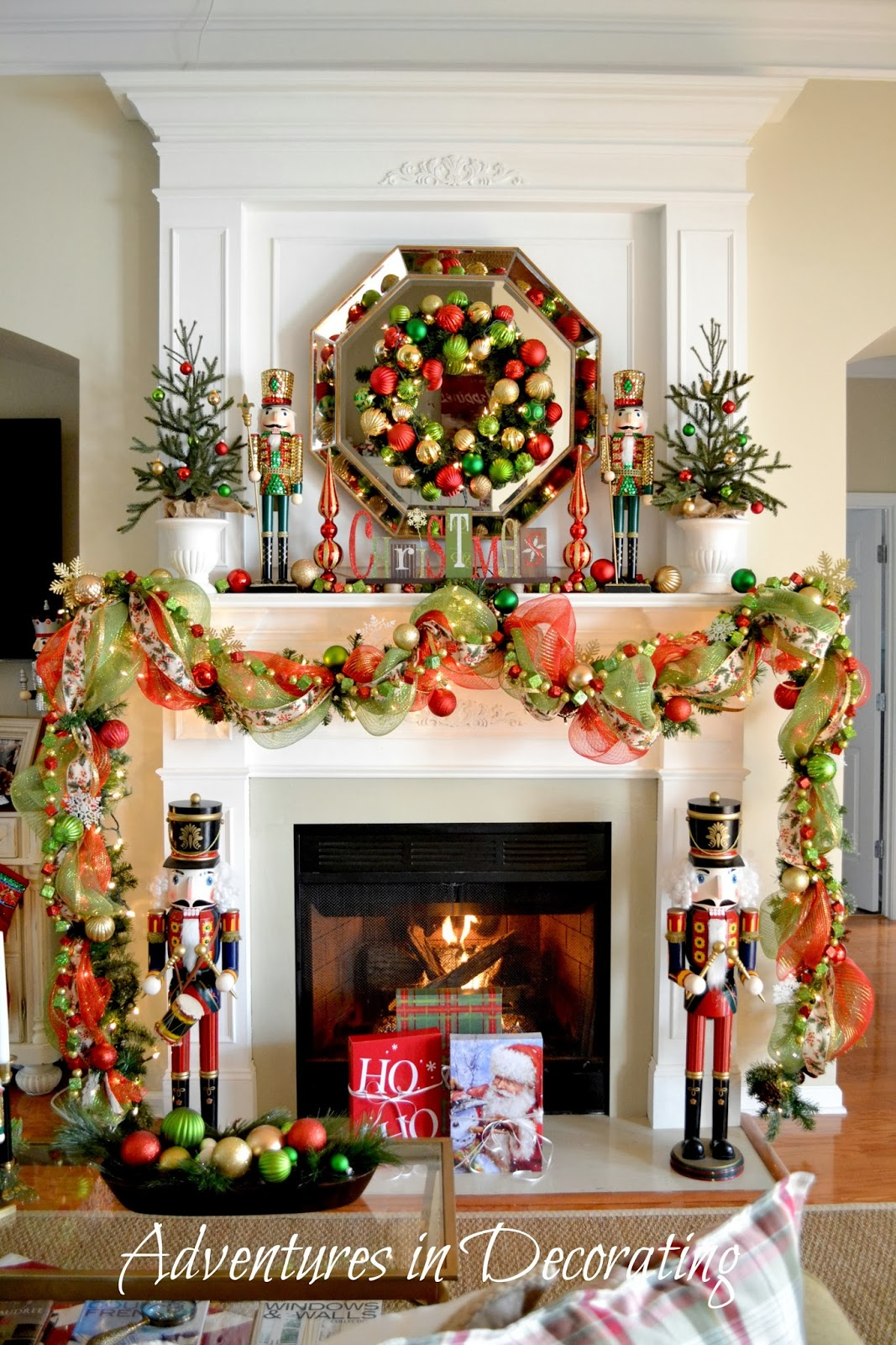 Design Christmas Mantel Ideas christmas mantel ideas how to style a holiday mantel