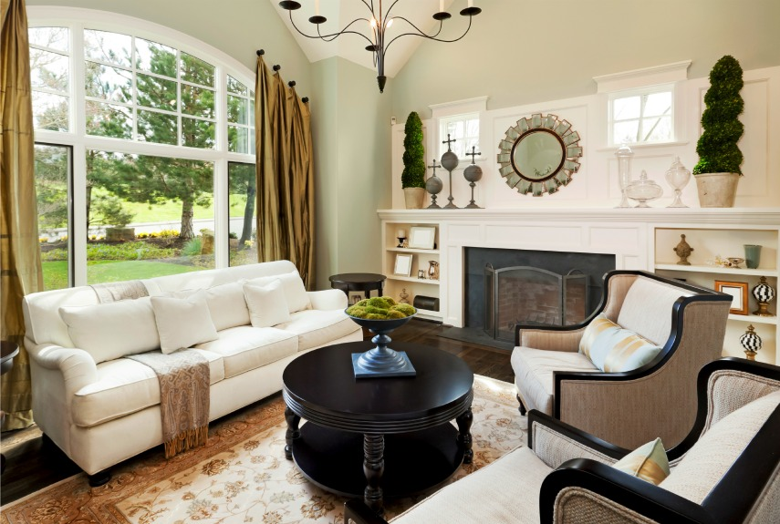 Living Room Makeover Ideas