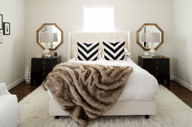 lush neutrals - How To Decorate A Bedroom