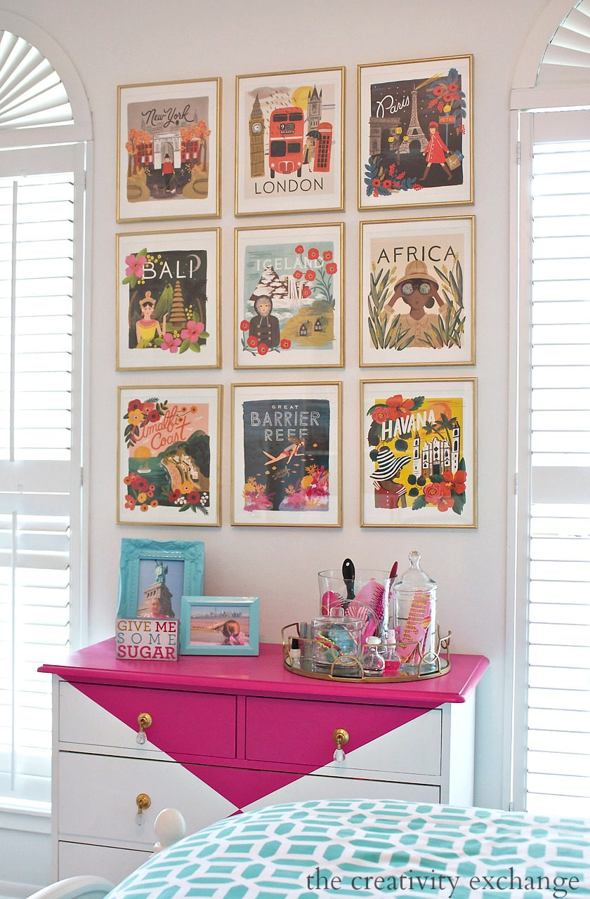 Wall Gallery Ideas unique gallery wall ideas - how to hang a gallery wall