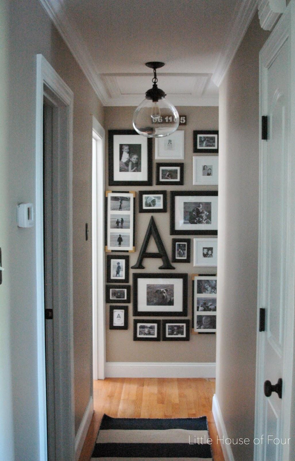 Hallway Decorating Ideas - Hall Storage and Design