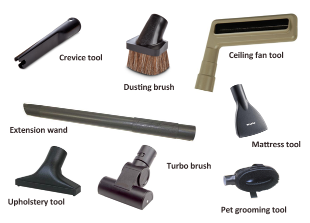 What Vacuum Attachments Do Cleaning Tips