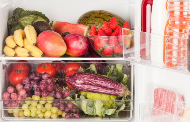 Mistakes You Make With Your Fridge Storing Food In The