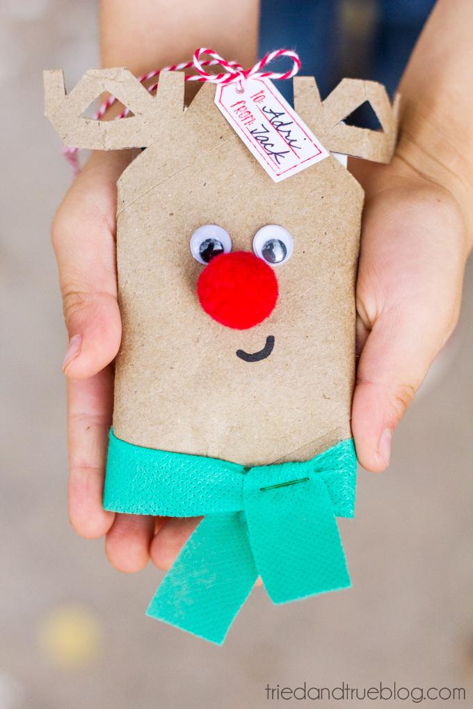 DIY Christmas Gift Card Holders Holiday Ideas