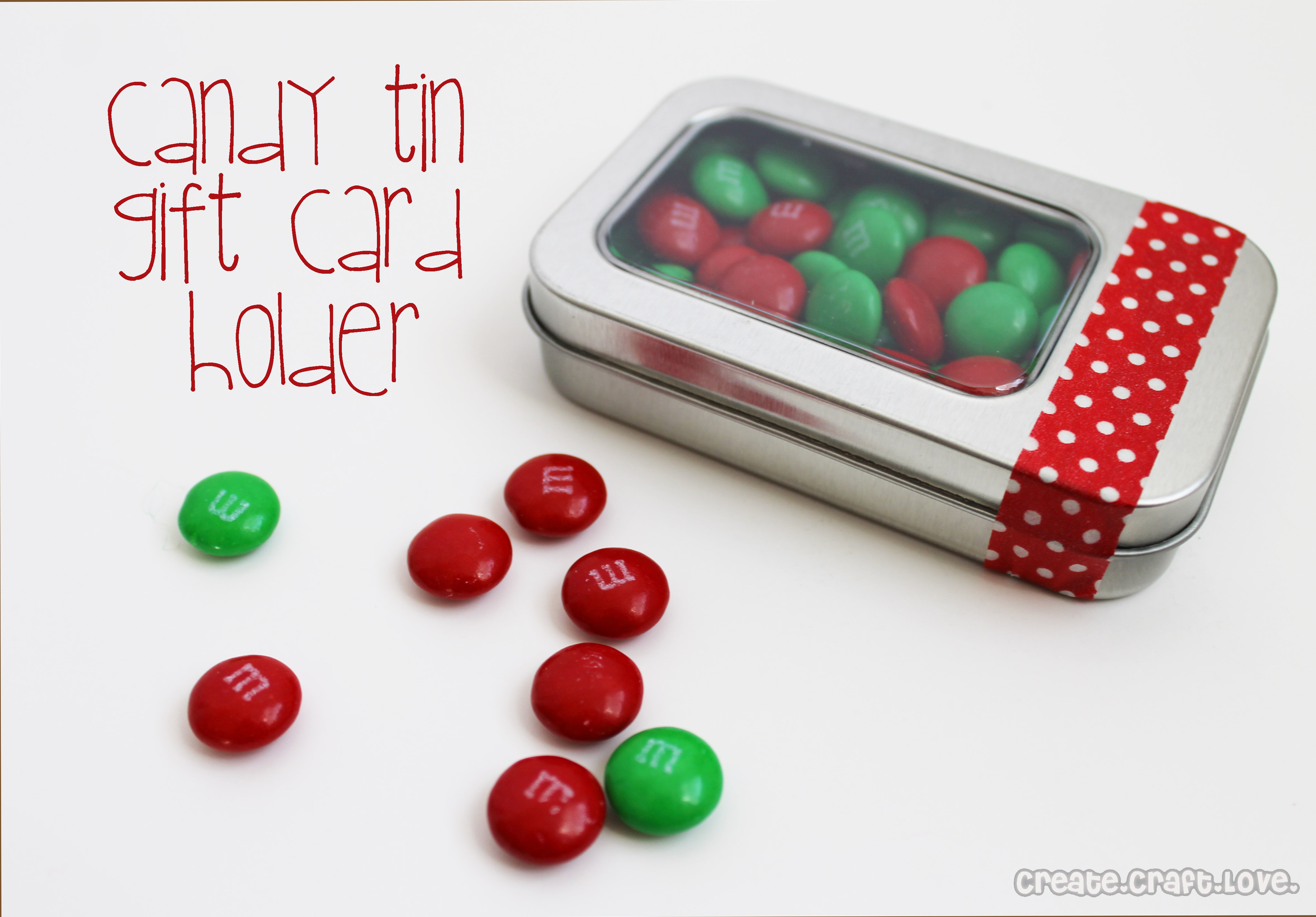 DIY Christmas Gift Card Holders - Holiday Gift Ideas