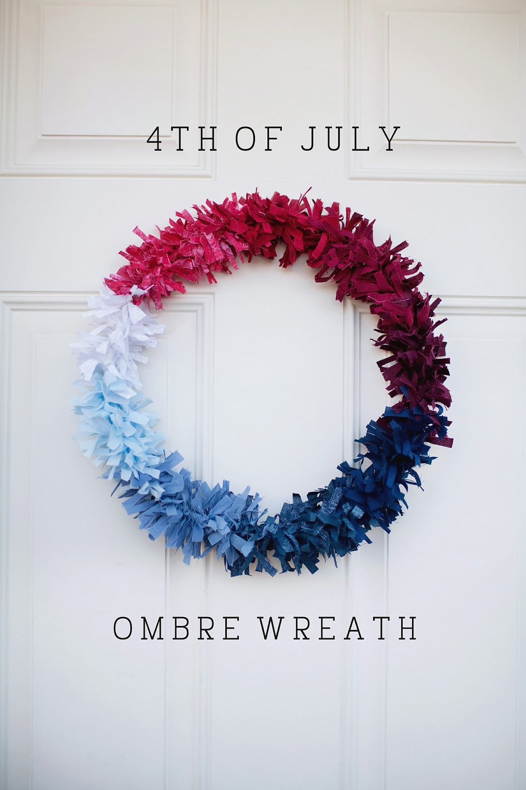 30+ DIY 4th of July Decorations 2017 - Patriotic Fourth of July ...