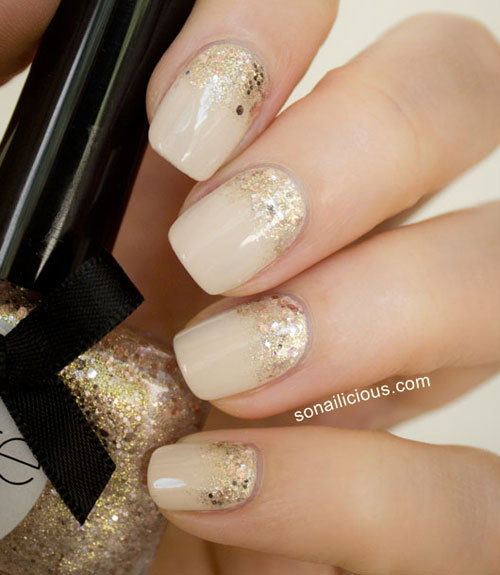 Subtle ways to upgrade your nude manicure easy nail art ideas subtle ways to upgrade your nude manicure easy nail art ideas for nude nail polish prinsesfo Image collections