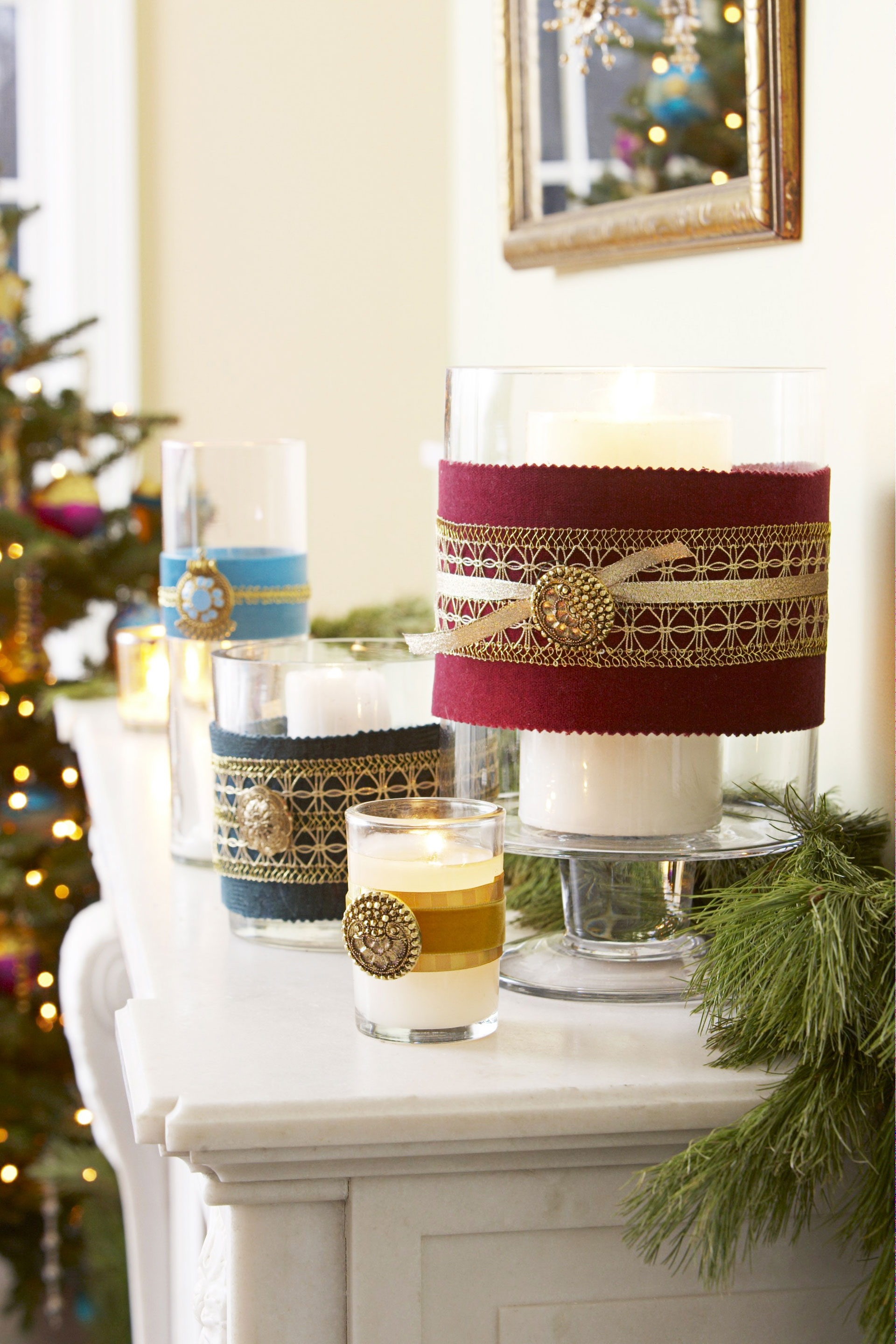 Xmas Decoration Ideas Home Part - 38: Good Housekeeping