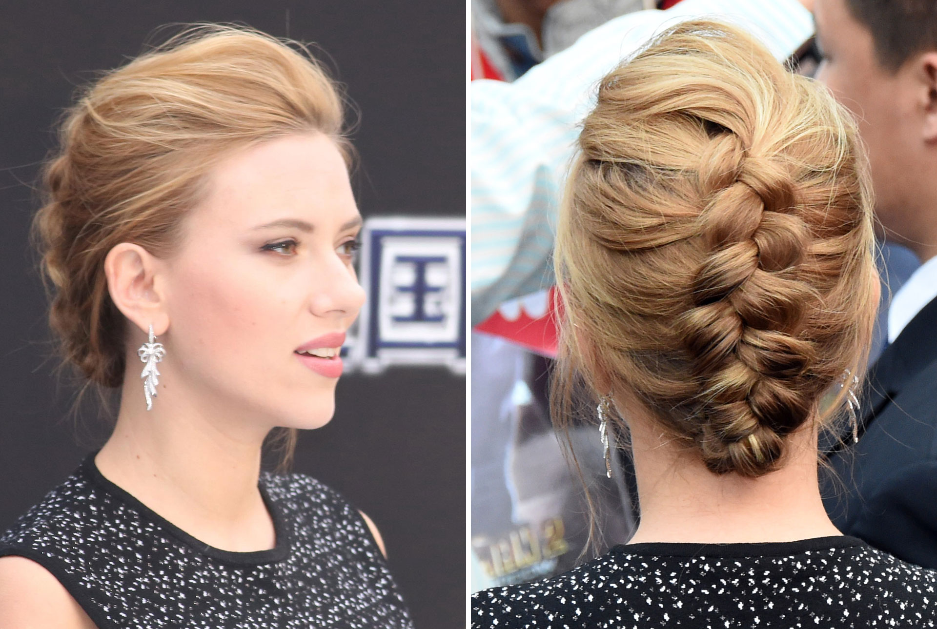 20 Easy Wedding Guest Hairstyles - Best Hair Ideas for Wedding Guests