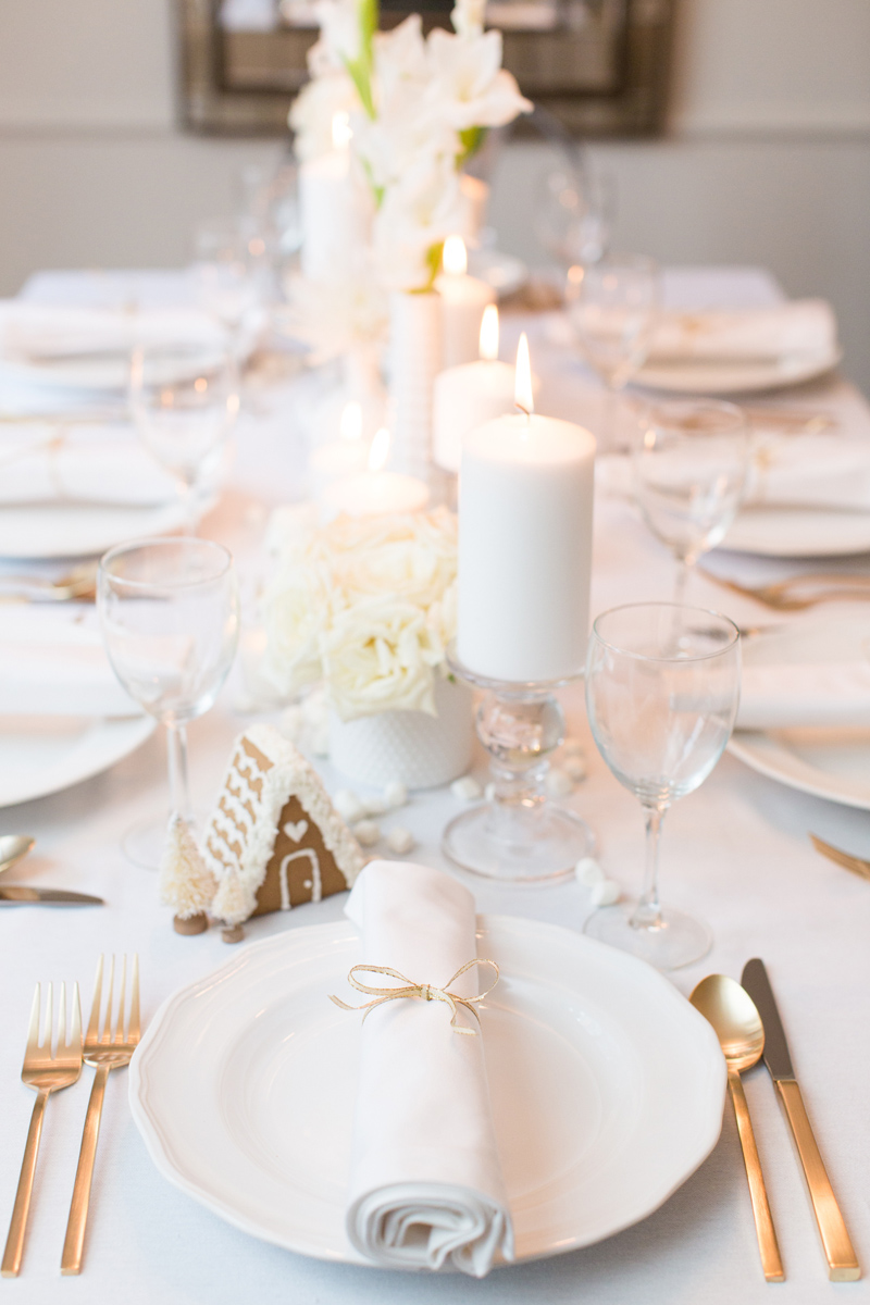 9 Christmas Tablescapes Christmas Table Setting Ideas