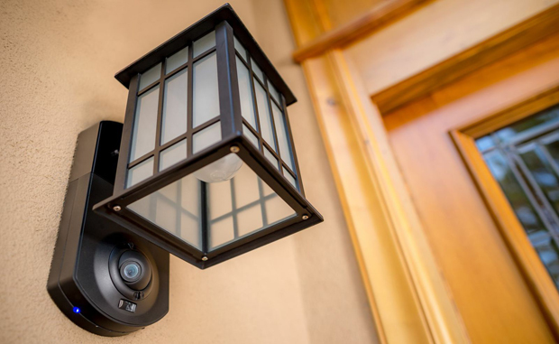 Kuna Security Camera Light Home Security Features