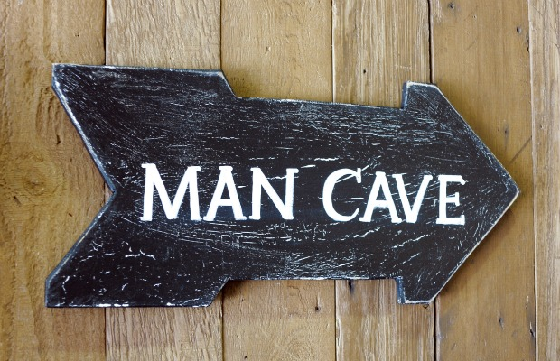Man Cave Decor Za : If your husband decorated house man cave decor