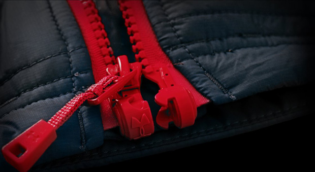 under armour magzip jacket