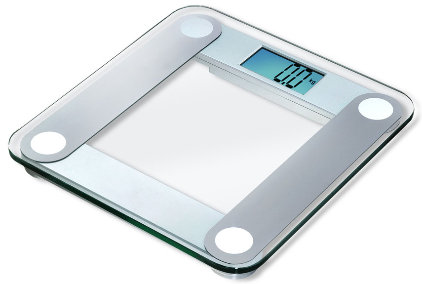 EatSmart Precision Digital Bathroom Scale Review - Large display digital bathroom scales for bathroom decor ideas