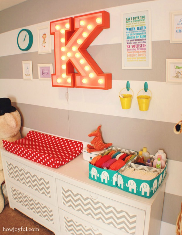 the best colors for a unisex nursery - Baby Room Ideas Unisex