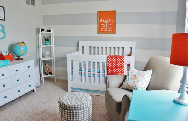 delightfully noted - Baby Room Ideas Unisex