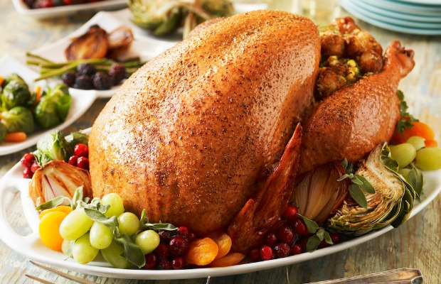 Roasting turkey upside down how to cook thanksgiving turkey