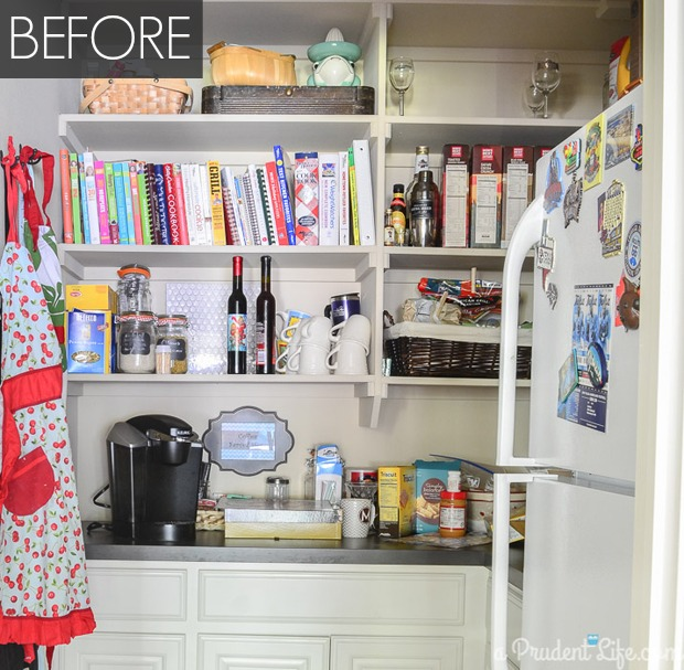 Effective Pantry Shelving Designs For Well Organized: Pantry Organization Ideas